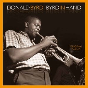 BYRD, DONALD - BYRD IN HAND -HQ-