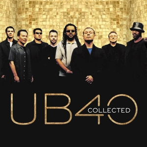 UB 40 - COLLECTED -COLOURED-