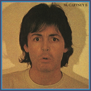 MCCARTNEY, PAUL - MCCARTNEY II  180GR&DOWNLOAD)