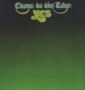 YES - CLOSE TO THE EDGE -180GR.-