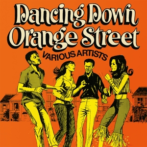 VARIOUS - DANCING DOWN ORANGE -COLO