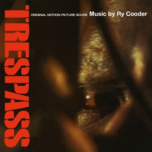 COODER, RY - TRESPASS -COLOURED-