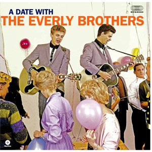 EVERLY BROTHERS - A DATE WITH THE EVERLY BR