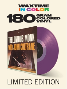 MONK, THELONIOUS - THELONIOUS MONK WITH ..
