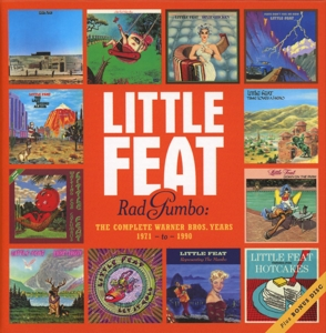 LITTLE FEAT - COMPLETE WARNER BROS YEARS