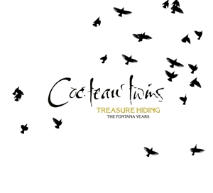 COCTEAU TWINS - TREASURE HIDING  THE FONTANA YEARS