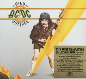 AC/DC - HIGH VOLTAGE =REMASTERED=