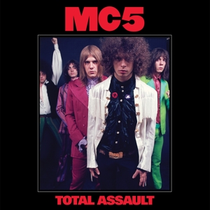 MC5 - TOTAL ASSAULT -BOX SET-