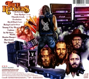 MONSTER TRUCK - TRUE ROCKERS -DIGI-