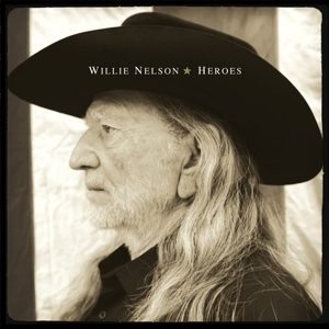 NELSON, WILLIE - HEROES -COLOURED-