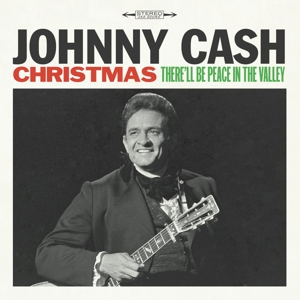 CASH, JOHNNY - CHRISTMAS: THERE'LL BE..