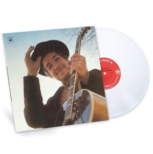 DYLAN, BOB - NASHVILLE SKYLINE / WHITE -COLOURED-
