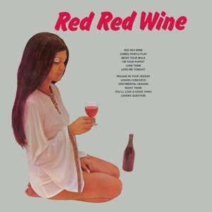 VARIOUS - RED RED WINE-COLOURED/HQ-