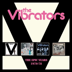 VIBRATORS - EPIC YEARS