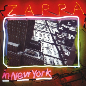 ZAPPA, FRANK - ZAPPA IN NEW YORK (40TH ANN.ED.)