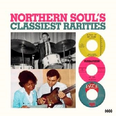 VARIOUS - NORTHERN SOUL CLASSIEST RARITIES