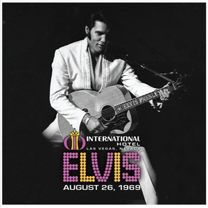 PRESLEY, ELVIS - LIVE AT THE INTERNATIONAL HOTEL