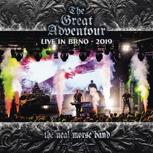 MORSE, NEAL - GREAT ADVENTOUR - LIVE IN