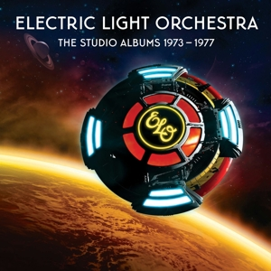 ELECTRIC LIGHT ORCHESTRA - STUDIO ALBUMS 1973-1977