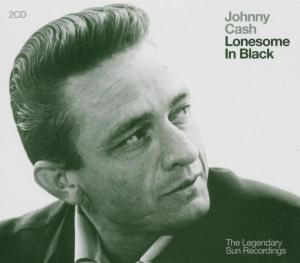 CASH, JOHNNY - LONESOME IN BLACK