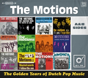 MOTIONS, THE - GOLDEN YEARS OF DUTCH POP MUSIC