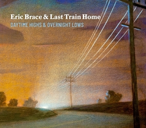 BRACE, ERIC & LAST TRAIN - DAYTIME HIGHS AND OVERNIGHT LOWS