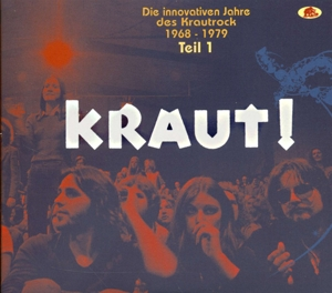 VARIOUS - KRAUT! VOL.1