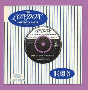 VARIOUS - LONDON AMERICAN LABEL:66