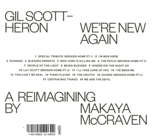 SCOTT-HERON, GIL/MAKAYA M - WE'RE NEW AGAIN