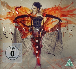 EVANESCENCE - SYNTHESIS -CD+DVD-