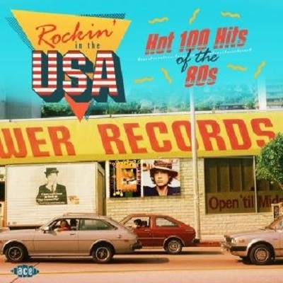 VARIOUS - ROCKIN' IN THE USA