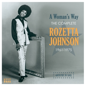 JOHNSON, ROZETTA - A WOMAN'S WAY