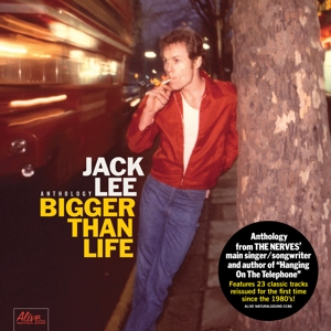 LEE, JACK - BIGGER THAN LIFE