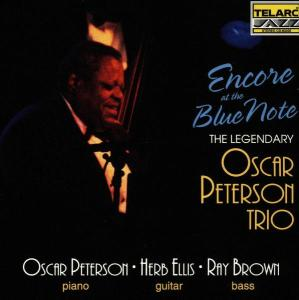 PETERSON, OSCAR - ENCORE AT THE BLUE NOTE