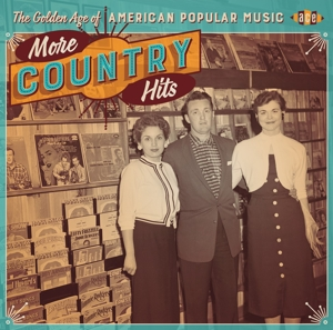 VARIOUS - MORE COUNTRY HITS