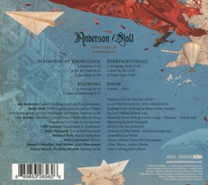ANDERSON/STOLT - INVENTION OF KNOWLEDGE