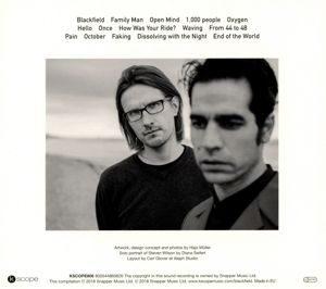 BLACKFIELD - OPEN MIND: BEST OF