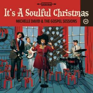 DAVID, MICHELLE - IT'S A SOULFUL CHRISTMAS