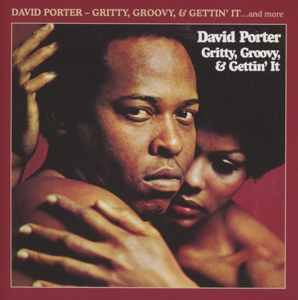 PORTER, DAVID - GRITTY, GROOVY &..