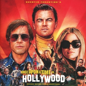 O.S.T. - QUENTIN TARANTINO'S ONCE UPON A TIME IN HOLLYWOOD