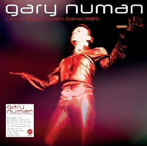 NUMAN, GARY - LIVE AT HAMMERSMITH ODEON 1989