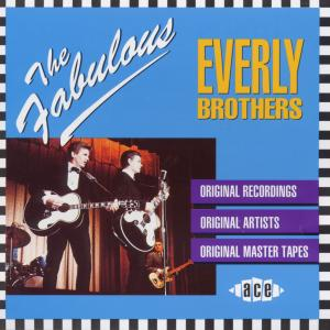 EVERLY BROTHERS - FABULOUS -12 TR.-