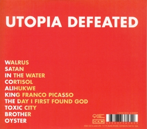 D.D. DUMBO - UTOPIA DEFEATED