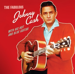 CASH, JOHNNY - FABULOUS JOHNNY CASH /..