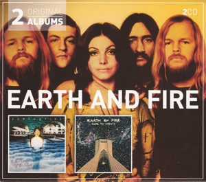 EARTH & FIRE - 2 FOR 1 (SC) TO THE WORLD OF THE FU