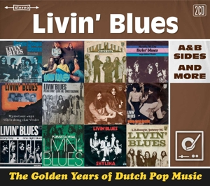 LIVIN' BLUES - GOLDEN YEARS OF DUTCH POP MUSIC