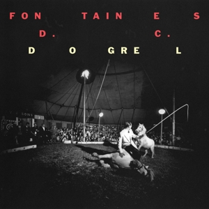 FONTAINES D.C. - DOGREL (BLACK VINYL)