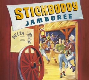 VARIOUS - STICKBUDDY JAMBOREE-DIGI-