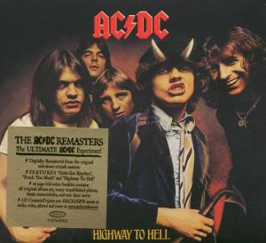 AC/DC - HIGHWAY TO HELL =REMASTER