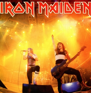 IRON MAIDEN - RUNNING FREE LIVE